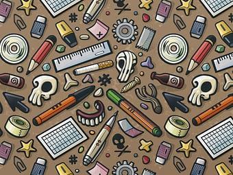 Identité visuelle Graphic Lab