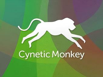 Identité graphique CyneticMonkey