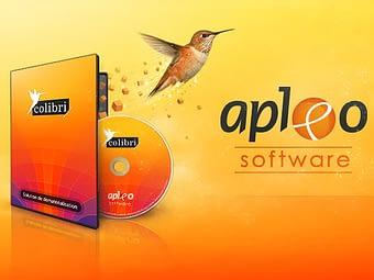 Identité graphique Apleo Software