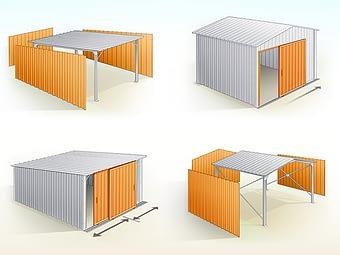 Illustrations vectorielles France-Abris.com